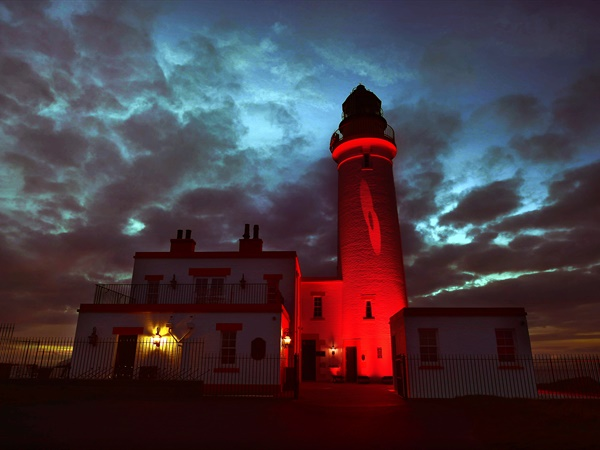 Turnberry Lighthouse, Ayrshire 2018